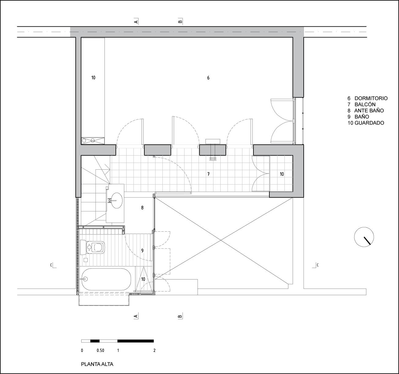 Casa Min - Pop-Arq, Arquitectura, diseño, casas