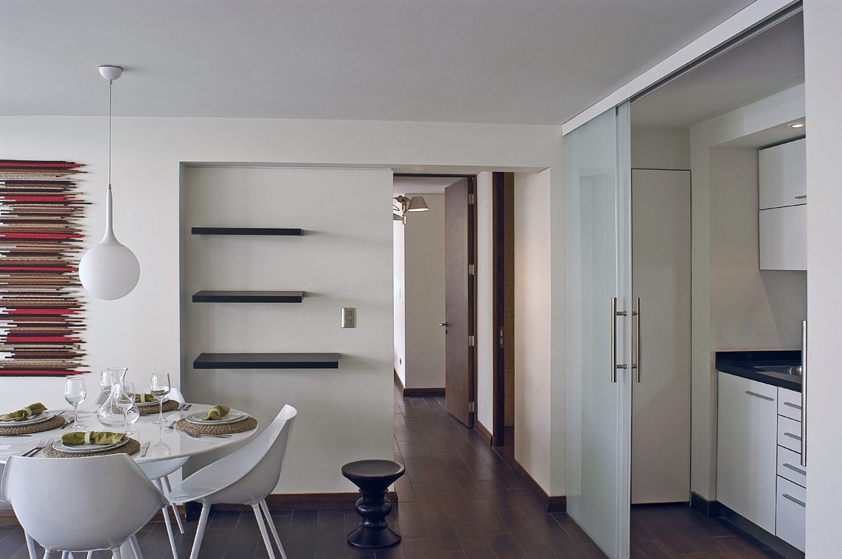 Vivienda Colectiva, Edificio Gen Carmen Sylva, Chauriye Stäger Arquitectos, diseño, casas, arquitectura