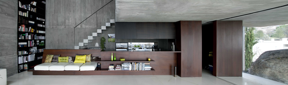 Casa Pitch - Iñaqui Carnicero, Arquitectura, diseño, casas